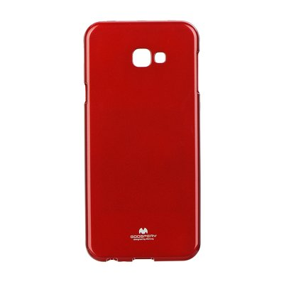 Jelly Case Mercury -  SAM Galaxy J4+ ( J4 Plus ) rosso