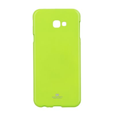 Jelly Case Mercury -  SAM Galaxy J4+ ( J4 Plus ) lime