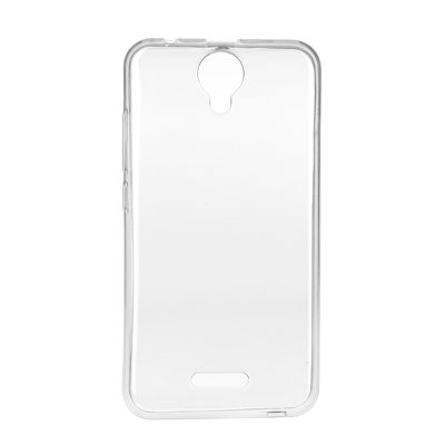 BACK CASE Ultra Slim 0,3mm - WIKO HARRY TRASPARENTE