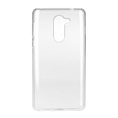 BACK CASE Ultra Slim 0,3mm - HUAWEI MATE 9 Lite TRASPARENTE