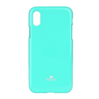 JELLY CASE MERCURY IPHONE X menta