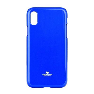Jelly Case Mercury - SON XPERIA X azzurro