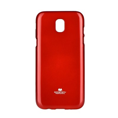 Jelly Case Mercury - SAM Galaxy J3 2017 rosso