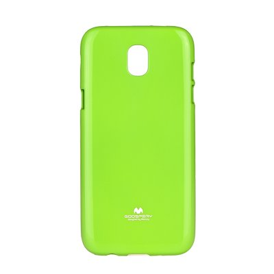 Jelly Case Mercury - SAM  Galaxy J3 2017 limone