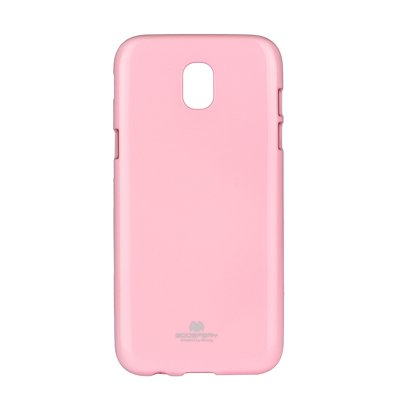 Jelly Case Mercury - SAM Galaxy J3 2017 rosa