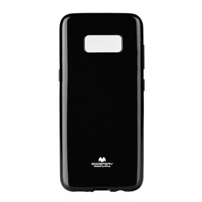 JELLY CASE MERCURY - SAM Galaxy S8 nero