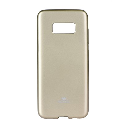 JELLY CASE MERCURY SAM Galaxy S8 oro