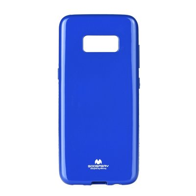 JELLY CASE MERCURY - SAM Galaxy S8 blu