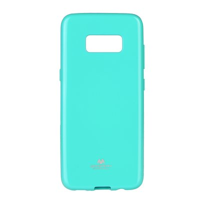 JELLY CASE MERCURY - SAM Galaxy S8 menta