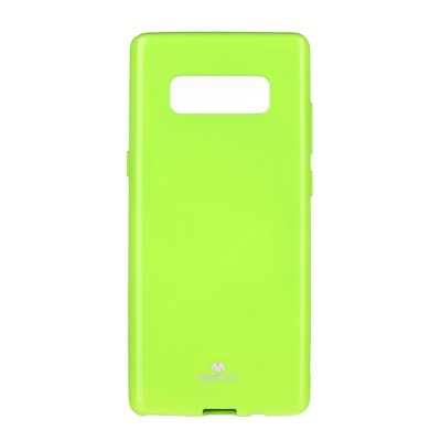 JELLY CASE MERCURY - SAM Galaxy NOTE 8 limone