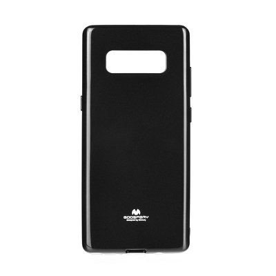 JELLY CASE MERCURY - SAM Galaxy NOTE 8 nero