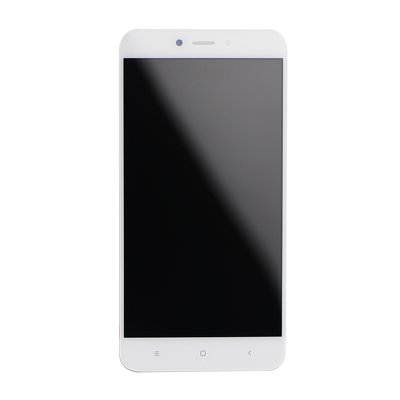 DISPLAY XIAOMI REDMI 4X con TOUCH SCREEN bianco
