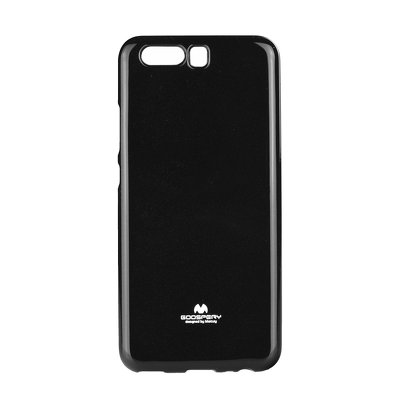 Jelly Case Mercury - HUA P10 Nero