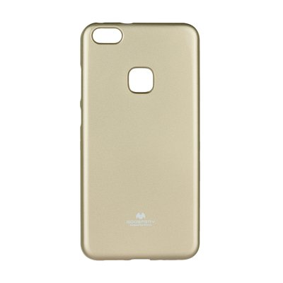 JELLY CASE MERCURY HUA P10 Lite oro