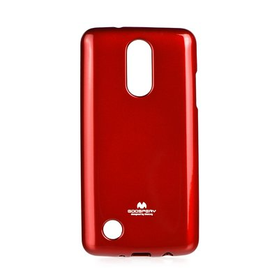 Jelly Case Mercury - HUA P Smart rosso