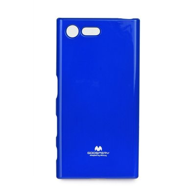 Jelly Case Mercury - HUA Mate 10 Lite azzurro