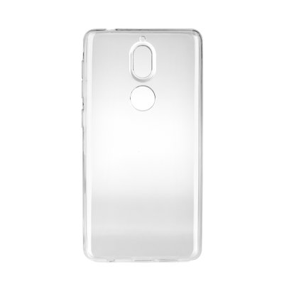 BACK CASE Ultra Slim 0,3mm - NOK  7 PLUS trasparente