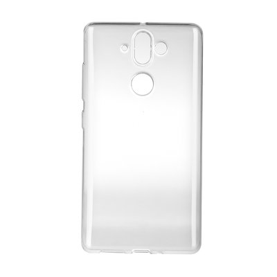 BACK CASE Ultra Slim 0,3mm - NOK  9 trasparente