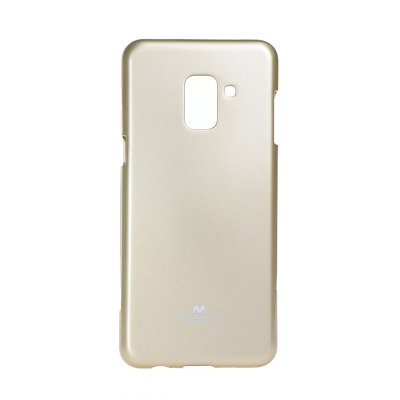 JELLY CASE MERCURY SAM Galaxy A8 2015  oro