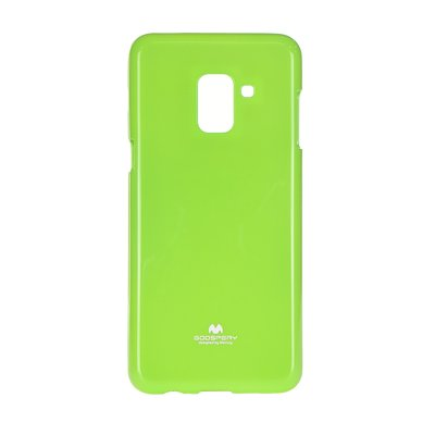 Jelly Case Mercury - SAM  Galaxy A8 2018  LIME