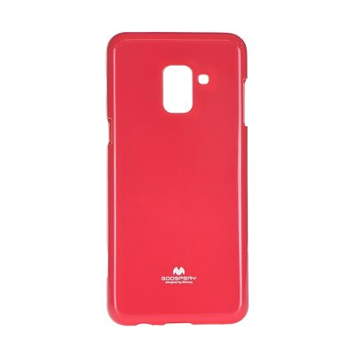 Jelly Case Mercury - SAM Galaxy A8 2015  rosa