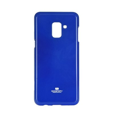 Jelly Case Mercury - SAM Galaxy A8 2018  BLUE