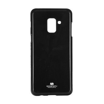 Jelly Case Mercury - SAM Galaxy A8 2018  Nero