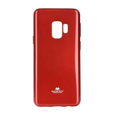 Jelly Case Mercury - SAM Galaxy S10  rosso