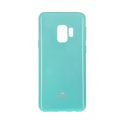 JELLY CASE MERCURY Galaxy S10  menta