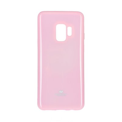 JELLY CASE MERCURY - SAM Galaxy S10 Lite Rosa chiaro