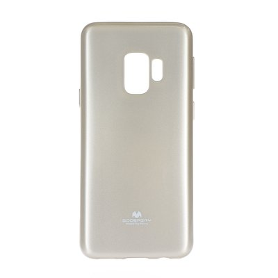 JELLY CASE MERCURY SAM Galaxy S10  oro