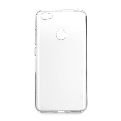 BACK CASE Ultra Slim 0,5mm - XIAOMI  Mi Note 5A PRIME TRASPARENTE