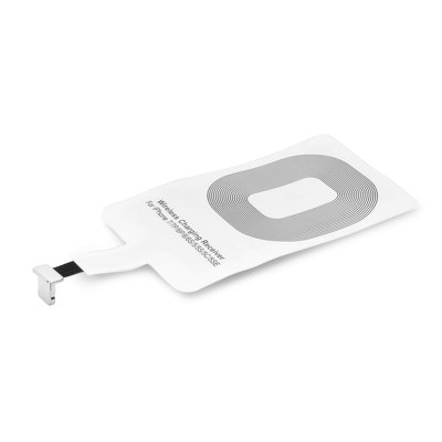 Wireless charger receiver for Apple Lightning