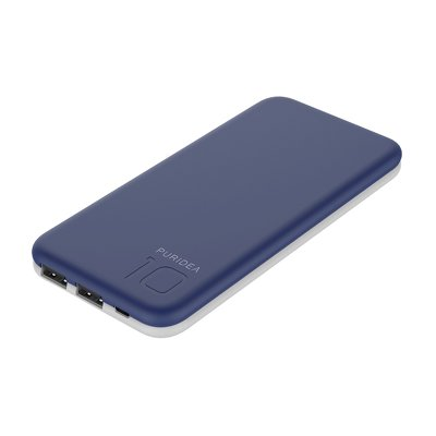 POWER BANK PURIDEA S2 10 000mAh blu