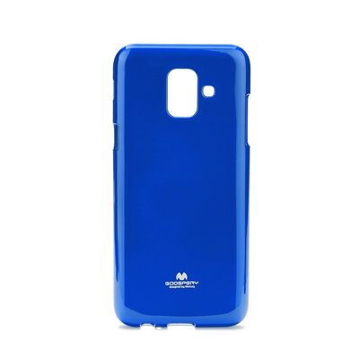 Jelly Case Mercury - SAM Galaxy A6 blu