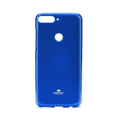 Jelly Case Mercury -HUA Y7 Prime 2018 blu