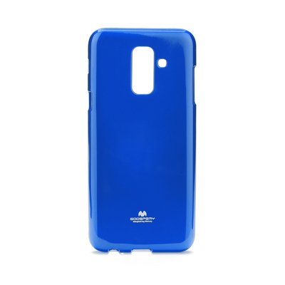 Jelly Case Mercury - SAM Galaxy A6 Plus blu