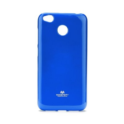 Jelly Case Mercury - Xiaomi Redmi 4X blu