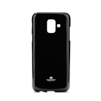 Jelly Case Mercury - SAM Galaxy A6 nero