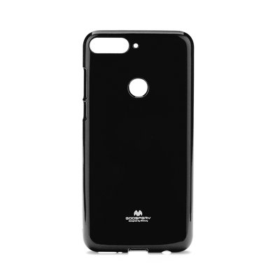 Jelly Case Mercury -HUA Y7 Prime 2018 nero