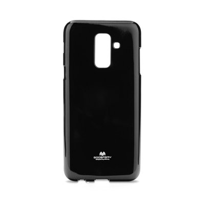 Jelly Case Mercury - SAM Galaxy A6 Plus nero