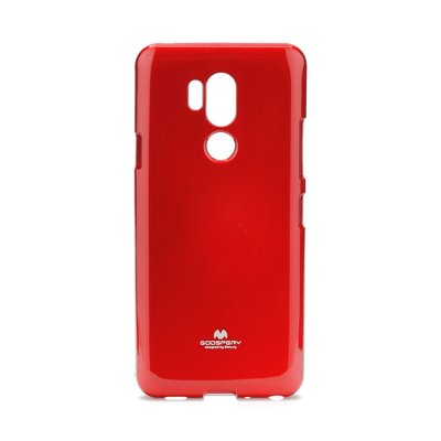 Jelly Case Mercury -LG G7 ThinQ rosso