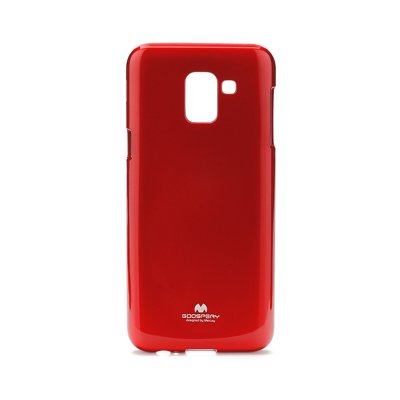 Jelly Case Mercury - SAM Galaxy J6 2018 rosso