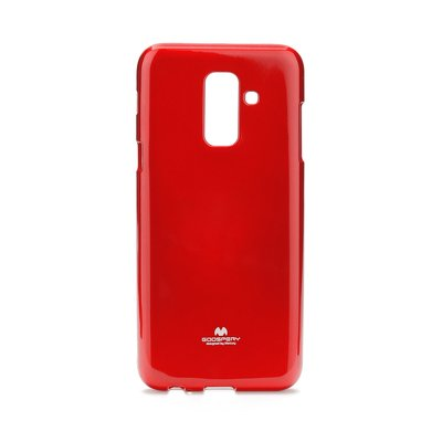 Jelly Case Mercury - SAM Galaxy A6 Plus rosso
