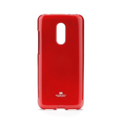 Jelly Case Mercury - Xiaomi Redmi 5 Plus rosso