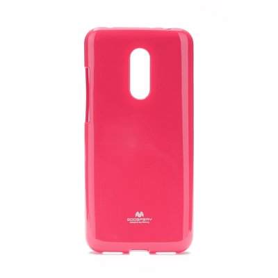 Jelly Case Mercury - Xiaomi Redmi 5 Plus rosa