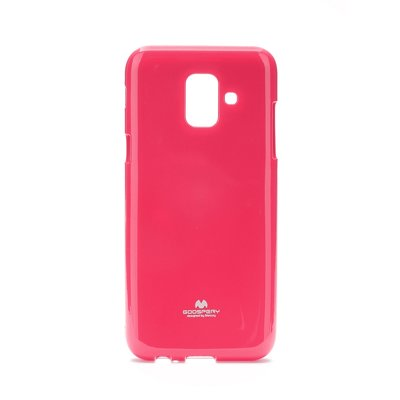 Jelly Case Mercury - SAM Galaxy A6 rosa