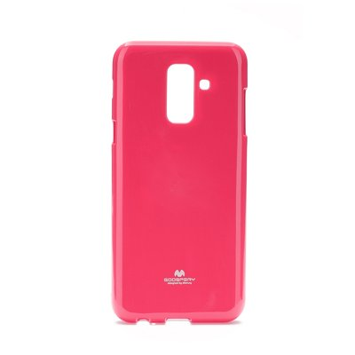 Jelly Case Mercury - SAM Galaxy A6 Plus rosa