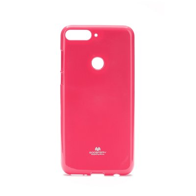 Jelly Case Mercury -HUA Y7 Prime 2018 rosa