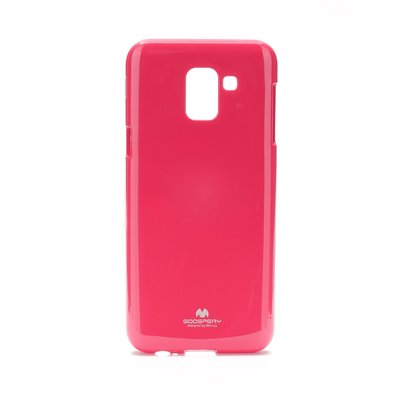 Jelly Case Mercury - SAM Galaxy J6 2018 rosa